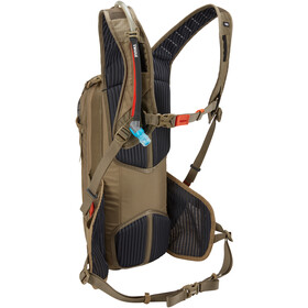 Thule Rail Hydration Pack 12l brown